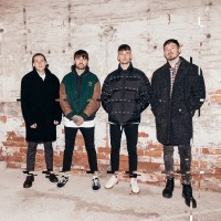 Lower Than Atlantis<br><small>Support: Flash Forward</small>