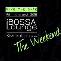 iBossa Lounge<br><small>Kizomba, Semba, Urban Kiz und Afro House</small><br><small><small>Workshop und Party</small></small>