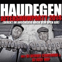 Haudegen Aftershow Party