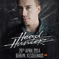 Headhunterz<br><small>Hard with style Germany Tour</small>
