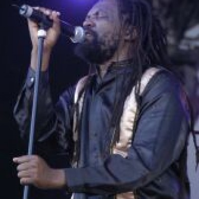 "Lucky Dube auf ""Respect""-Tour 2007"